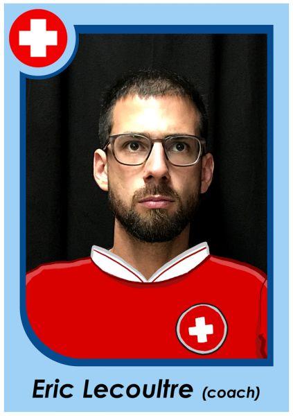 Coach : Eric Lecoultre