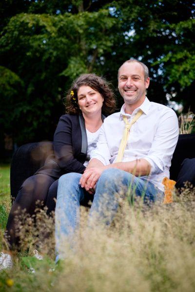 Les coachs : Benjamin-Nathanian Lemmens et Claire Bernis