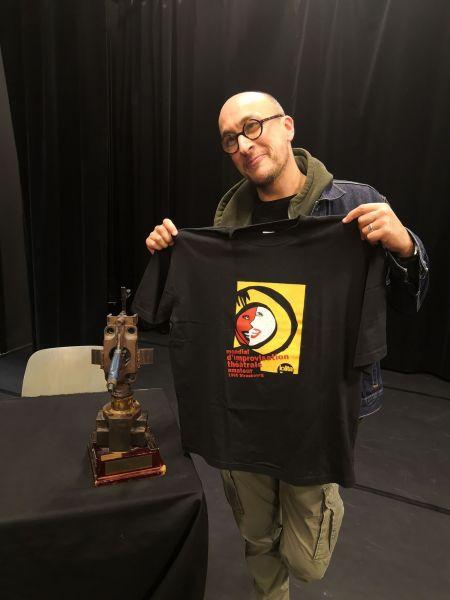 José, créateur du trophée José